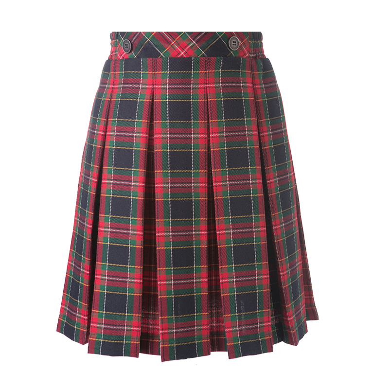 Юбка шотландка для девочки фото